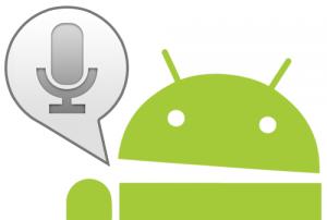 Android y los problemas en la síntesis de voz en español