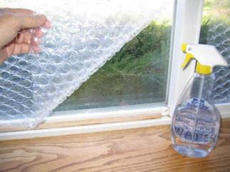 Blog de v ctor corbacho aislar las ventanas de cristal del fr o de una forma sencilla - Materiales aislantes de frio ...